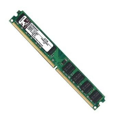 Memória 2GB DDR2 800Mhz Kingston KVR800D2N6/2G