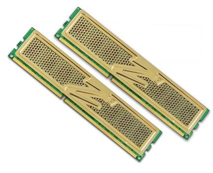 MEMÓRIA OCZ KIT 4GB (2X2GB) DDR3 2000MHZ