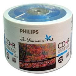 CD-R PHILIPS 700MB PINO C/ 50