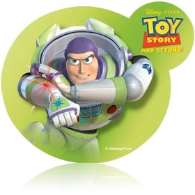 Mouse Pad Toy Story 04070