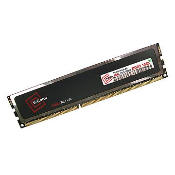 Memória DDR3 2GB 1333MHZ V-Color C/ Dissipador