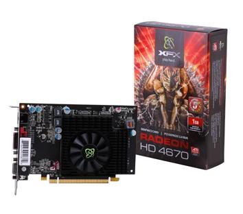 Placa De VÍdeo Ati Radeon Hd 4670 1gb DDR3