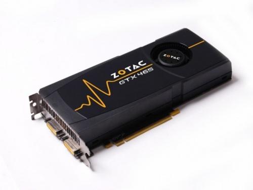 VGA NVIDIA GTX465 1GB DDR5 2DVI+1MINI HDMI 256BITS ZOTAC