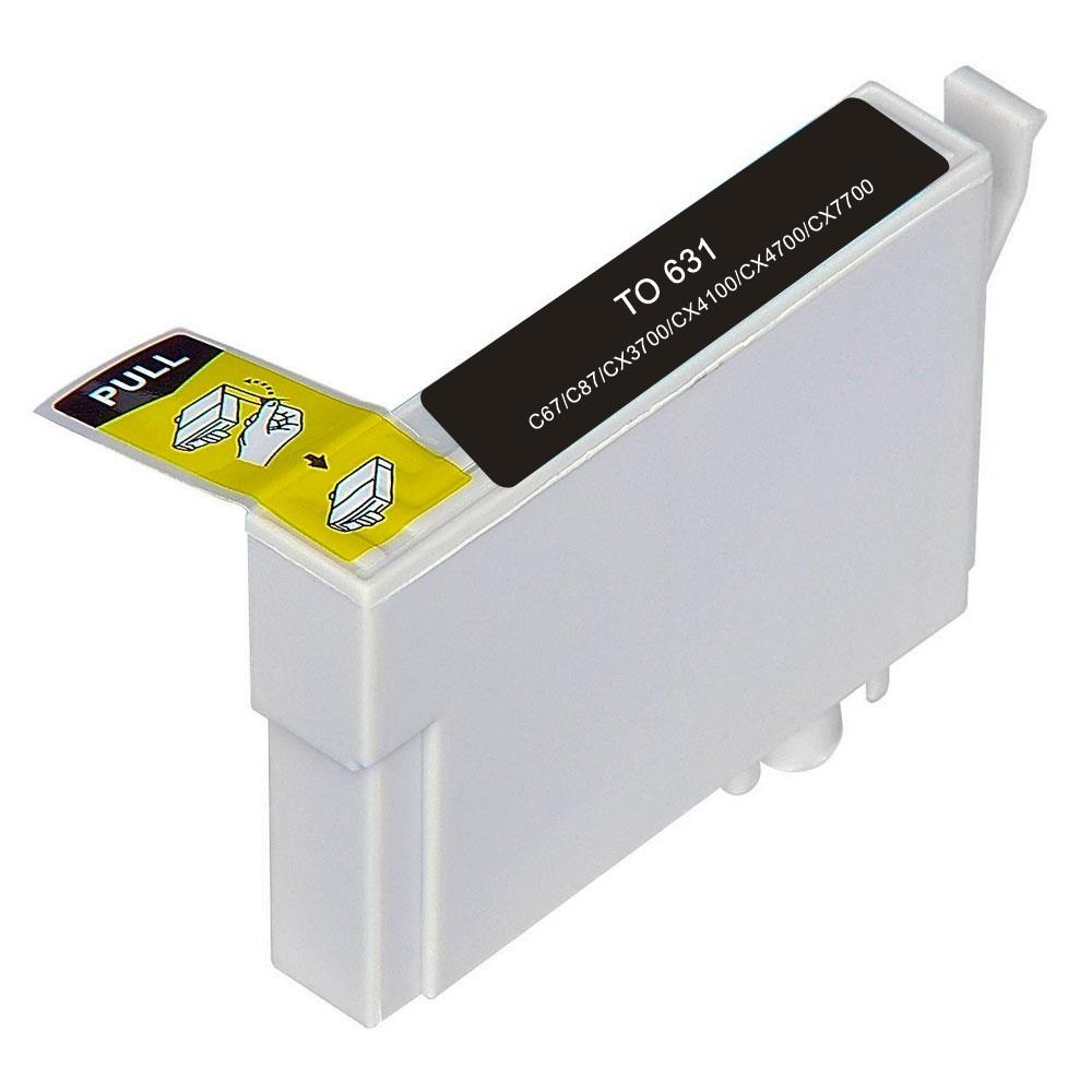 Cartucho Compatível Epson T0461 Preto
