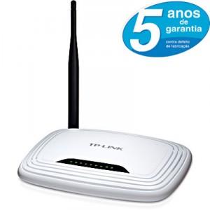 Roteador Wireless TP-Link 150M TL-WR740N V2