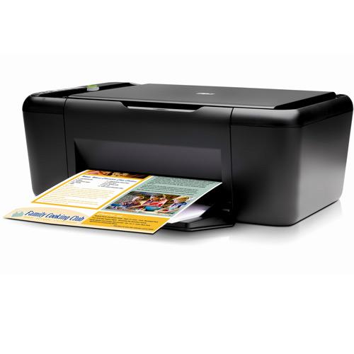 Multifuncional Jato de Tinta Deskjet F4480 - HP