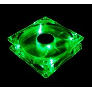 Cooler Fan LED Verde 12cm 120x120mm DEX DX-12L
