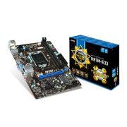 Placa mãe MSI para Intel H81M-E33 Military Class 4 LGA 1150 Box