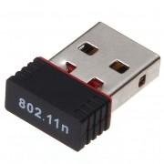 Mini adaptador Wireless p/ PC Notebook 150MBPS 6432