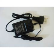 Fonte p/ Microfone Warning 41205 220V 12v 200mA