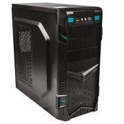 Gabinete C3 Tech Gamer MT-G100 BK S/ Fonte