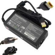 Fonte Carregador Notebook Lenovo G400s Plug Retangular 20v 3.25A