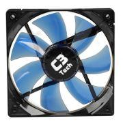 Cooler Fan Led Azul C3 Tech F7-L100BL Storm 12cm