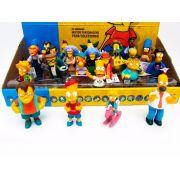 Kit C/ 5 Bonecos Colecionáveis Multikids Os Simpsons - BR361