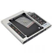 Gaveta Interna 2.5'' Slim Sata Second HDD Caddy 12,7mm