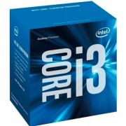 Processador Intel Core i3-7100 Kaby Lake 3MB cache 3.9GHz Dual-Core, BX80677I37100