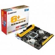 Placa Mãe Biostar H61MGV3 LGA 1155 2xDDR3 PCI-E VGA USB