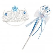 Cinderella varinha e tiara Multikids BR633
