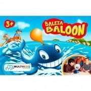 Jogo Baleia Baloon - Multikids BR133