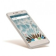 Celular Multilaser MS50 5 Polegadas 8Mp 3G Quad Core 8GB P9050 Branco