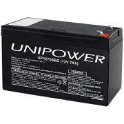Bateria P/ Nobreak 12v 7ah Unipower UP1270SEG