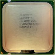 Processador Intel Celeron D 775 331 SL98V 2.66MHZ
