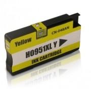 Cartucho Compatível HP 951 951XL Amarelo Yellow