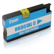 Cartucho Compatível Hp 951 951XL 28ML Ciano