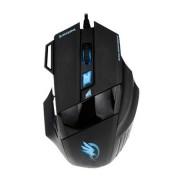 Mouse Gamer Óptico USB Black Hawk 2400DPI Fortrek