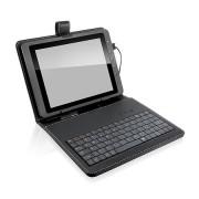 Teclado + Suporte Multilaser p/ Tablet TC157