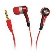 Earphone Buddy P/ MP3 MP4 Celular Leadership VERMELHO 9352