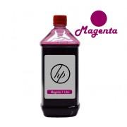 Tinta P/ Reposição de Cartucho HP Magenta 1Litro