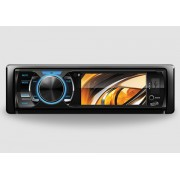 Som Automotivo Party C/ DVD Tela 3� NewLink SA103