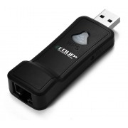 Adap USB Repetidor Wifi P/TV EDUP Saída RJ45 EP-2911