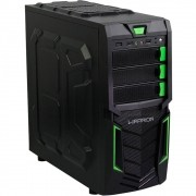 Computador CPU Top Gamer Amd Qua Core FX 8300 8GB Ram HD 1TB DVD-RW GTX 1050 Fonte 600W real