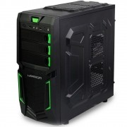Computador CPU Top Gamer Intel Core I5 7400 3.0Ghz 8GB DDR4 HD 1TB DVD-RW 1050TI 4GB Fonte 600W real