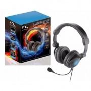 Headset Usb Gamer 3d Digital Com Microfone Dual Shock Multilaser Ph094