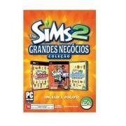 Jogo p/ PC The Sims 2 Grandes Negócios Coleção 3 Jogos DVD Mídia Física