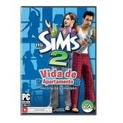 Jogo p/ PC The Sims 2 Via de Apartamento (pacote de expansão) DVD Mídia Física