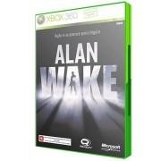 Jogo p/ XBOX 360 Microsoft Alan Wake Xbox 360 Mídia Física