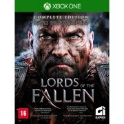 Jogo p/ XBOX ONE Lords of the Fallen Complete Edition DVD Mídia Física