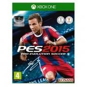 Jogo p/ XBOX ONE PES2015 Pro Evolution Soccer DVD Mídia Física