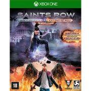 Jogo p/ XBOX ONE Saints Row IV: Re-Elected & Gat Out of Hell  DVD Mídia Física