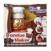 Kids Chef Fondue Maker Fondue de Chocolate Multikids BR008