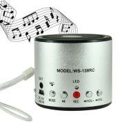 Mini Speaker WS-138RC MP3/FM/USB