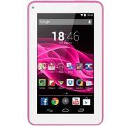 Tablet Multilaser M7S Quad Core Wi-Fi - 8 GB - Rosa NB186