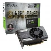 PLACA DE VIDEO NVIDIA GEFORCE GTX 1060 SC GAMING 3GB GDDR5 192 BITS ACX 2.0 (SINGLE FAN) 03G-P4-6162-KR - EVGA