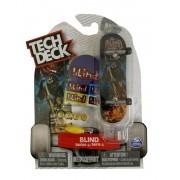Tech Deck Mini Skate de Mão Multikids  Blind Series 4 BR263