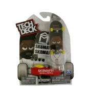 Tech Deck Mini Skate de Mão Multikids  SK8MAFIA Brown Series 4 BR263