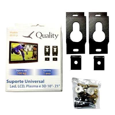 Suporte Universal Quality- Led-lcd-plasma E 3d De 10 A 71